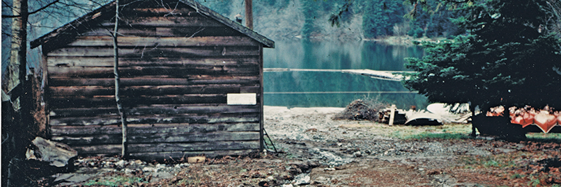 Kawkawa Camp and Retreat, HopeBC - aold-fisher-cabins1970