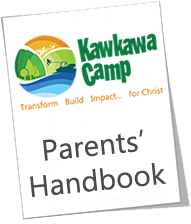 Kawkawa Camp and Retreat, Hope BC, Camper Parents' Handbook