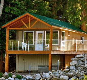Kawkawa Cabin 102