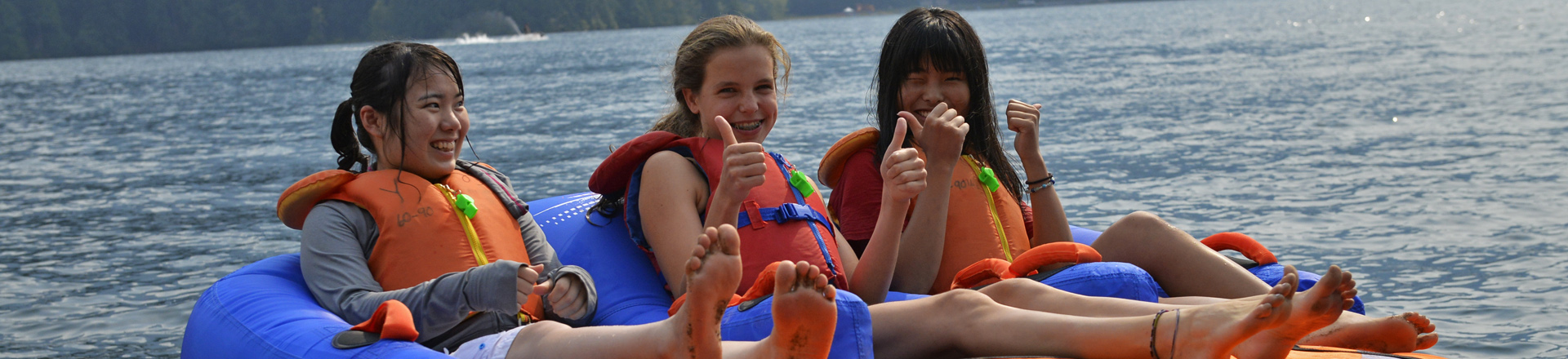 Kawkawa Camp and Retreat, Hope BC - Senior Teens